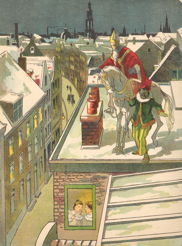 Sinterklaas van geldorp
