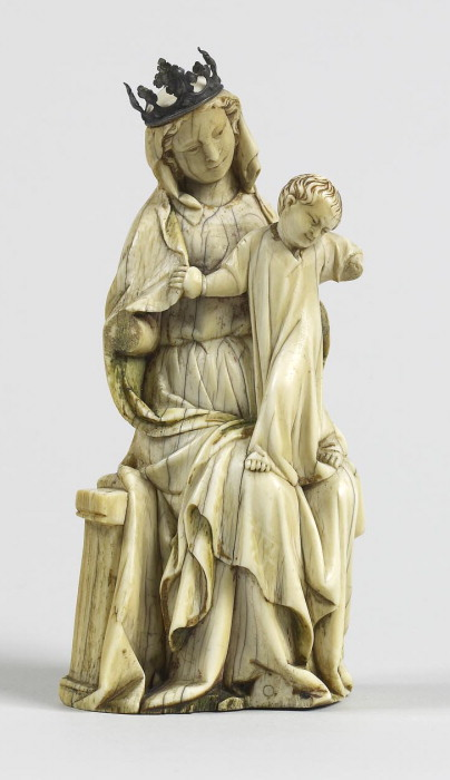 Virgin and child - use this one