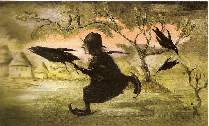 The crow catcher