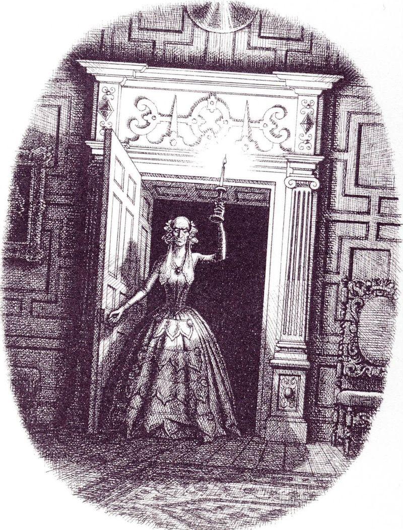 Madame de la Rougierre