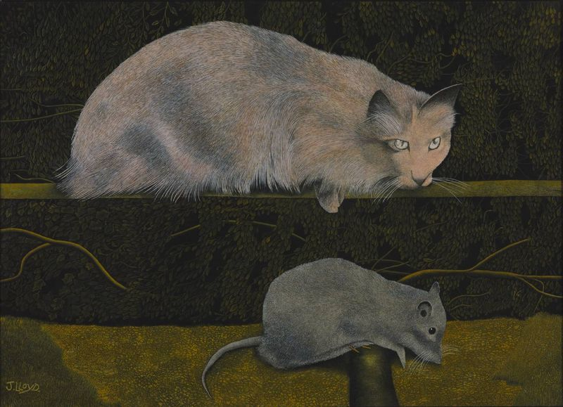Cat and mouse james lloyd