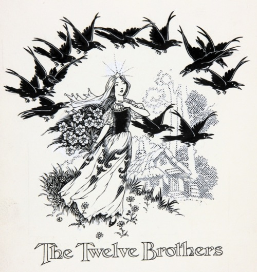 Twelve brothers folkard