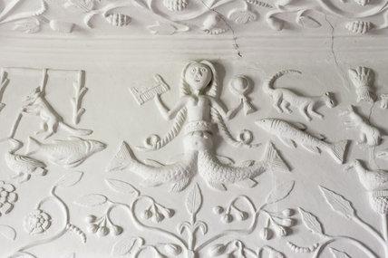 Jacobean plasterwork
