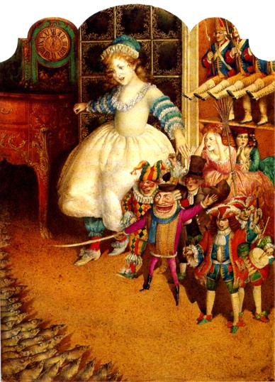 The Nutcracker, Gennady Spirin