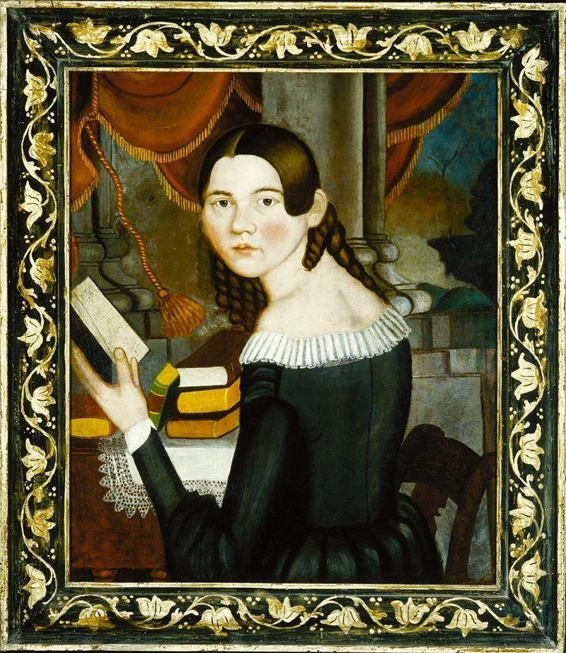 Portrait of harriet