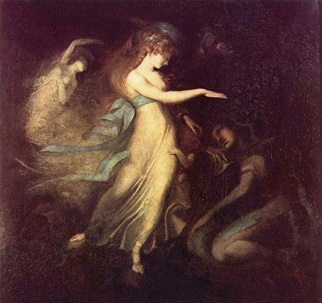 Fuseli fairy queen