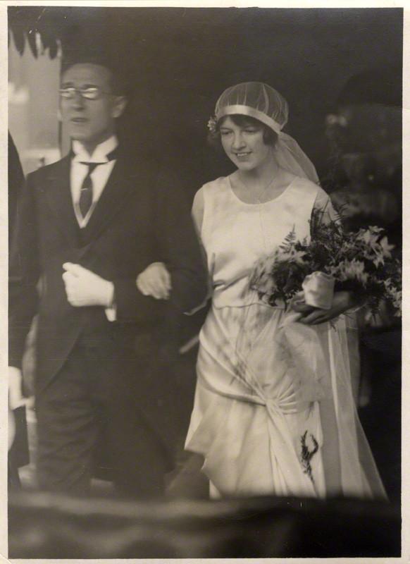 Winifred Radford and husband