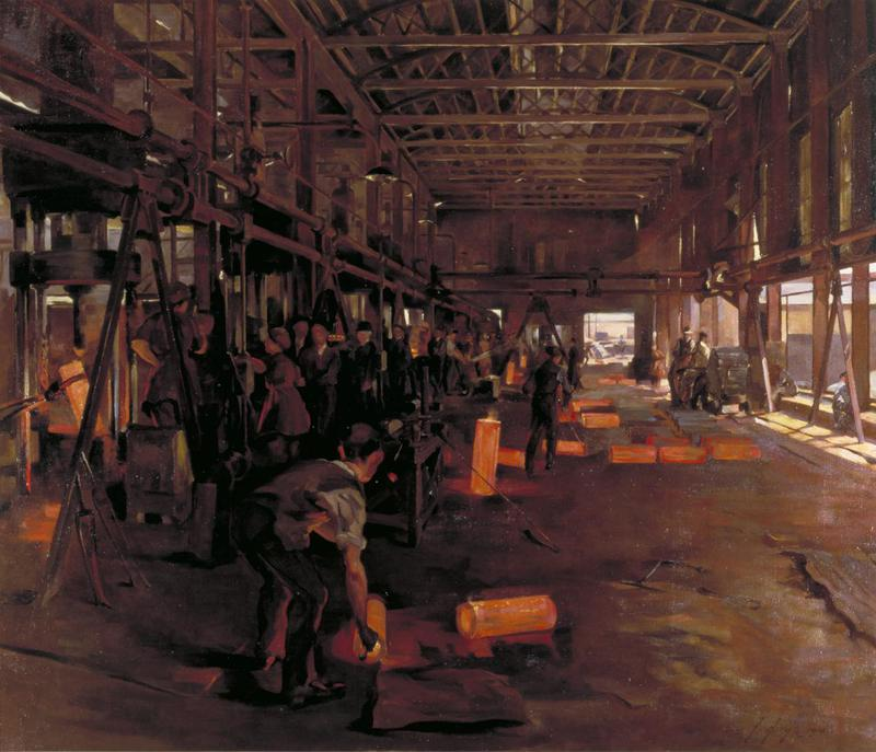 Shell Forge Anna Airy