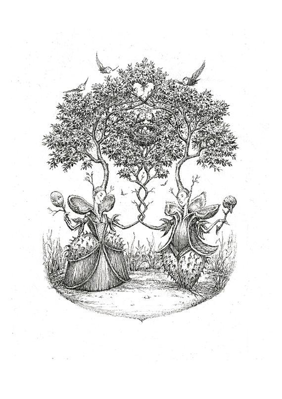 Chestunt nuptials