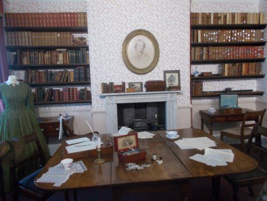 Bronte-parsonage-museum