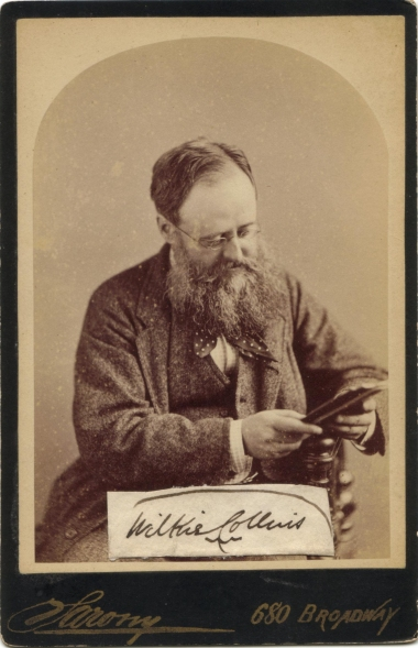 02 Sarony _Napoleon_(1821-1896)_-_Wilkie_Collins_(1824-1889)_in_1874_2